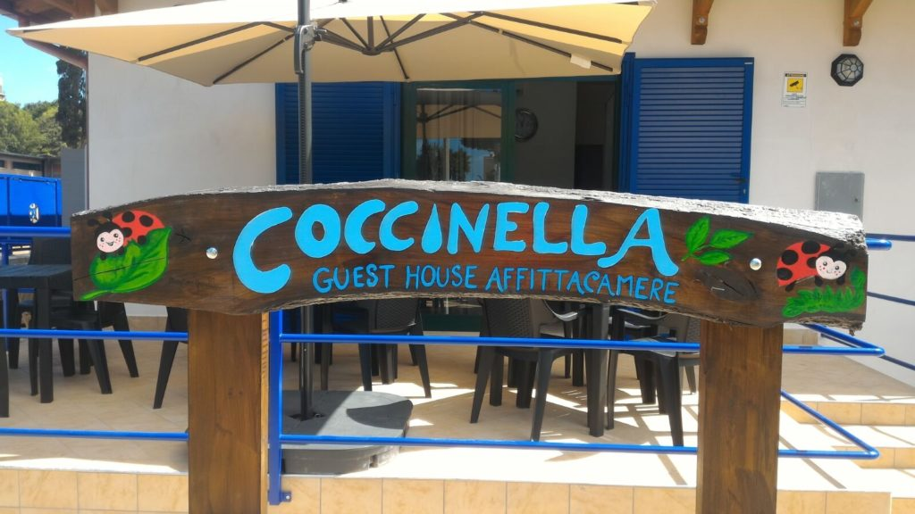 Coccinella   Pro Loco Sabaudia